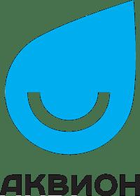 Логотип Аквион
